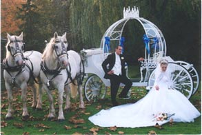 A Legendary Cinderella Wedding! 12