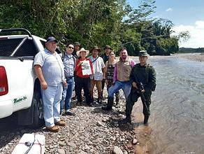 Photo of Después de 15 años, familia víctima de la guerrilla recuperó su predio en zona rural de Medina (Cundinamarca)