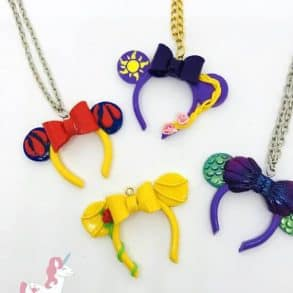 Disney Ears necklace