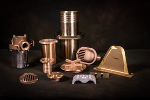 Con-Tech provides boat strainers, scuppers and cockpit drains custom manufactured