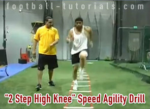 speed agility drill