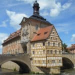 Il Vecchio Municipio, simbolo di Bamberg