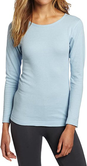 Duofold  wicking thermal shirt   40plusstyle.com