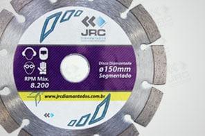 Disco diamantado 150mm – Concreto