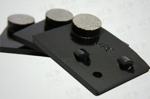 Inserto Diamantado Tipo HTC Concreto PCD