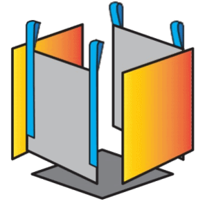 Four-Panel Fibc Bag display image