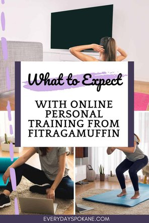 what to expect with online personal trainer fitragamuffin