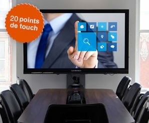ecran-tactile-20-point-touch