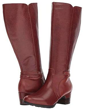 Jambu Chai wide calf boots | 40plusstyle.com