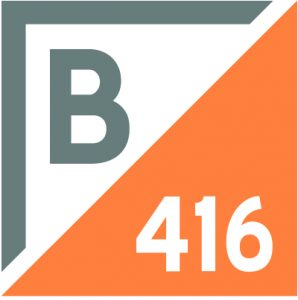 Bildmarke B416 Unternehmensberatung