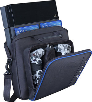 7. Industries, Inc Game System Case