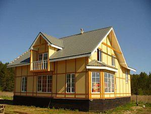 строительство домов в Уфе