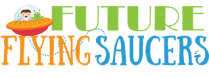 Future flying saucers logo
