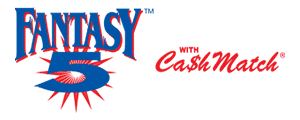 Georgia Lottery Fantasy 5 logo