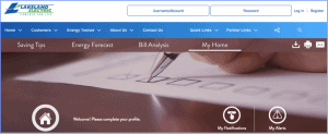 Lakeland web page