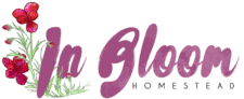 Florist In Bloom Homestead Logo Blaine, Washington Florist