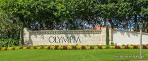 Olympia Wellington Florida Real Estate and Homes for Sale