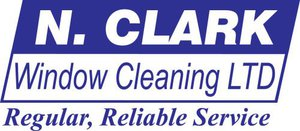nclark window cleaning logo