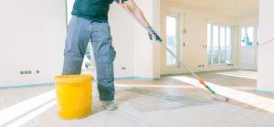 Die richtige Bodengrundierung zeigt Ihnen Tipp zum Bau.