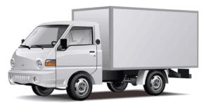 Грузоперевозки Hyundai Porter по Москве и Московской области