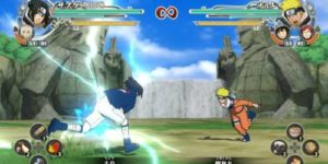 Download Naruto Shipuden VS Sasuke Apk Game Perang Ninja HP Android