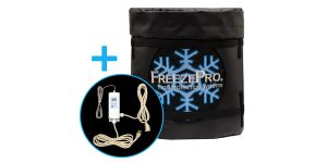 FreezePro™ 5-Gallon Drum Insulation Jacket & ETC