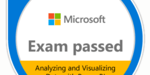 my certification of Microsoft Exam 70-778
