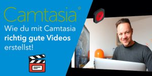 Camtasia Titelbild