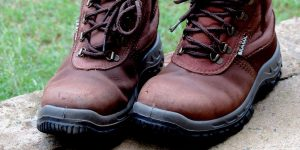 best work boots for flat feet