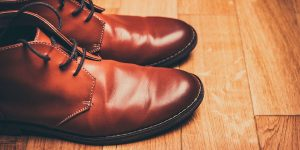 get creases out of leather boots