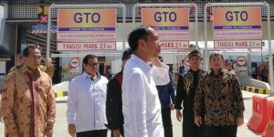 President Joko Widodo inaugurates Soreang – Pasir Koja (Bandung) Toll Road