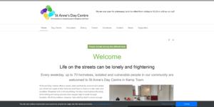 St Anne's Original Charity Website