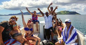 Snorkel and Discovery Tour - party boat