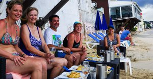 Snorkel and Discovery Tour - delicous lunch