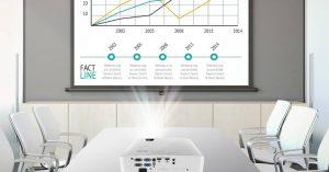 BenQ представила Smart проекторы для презентаций