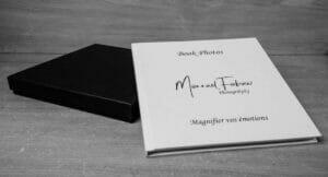 livre photos de mariage