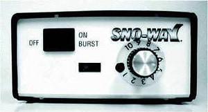 Steuerung für Salzstreuer - SNOWAY - elektro. m. Geschwindigkei