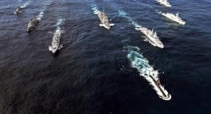 South Africa-Nato naval exercise