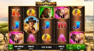 Crocoman Slot
