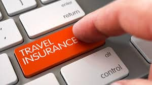 travel insurance is recommended