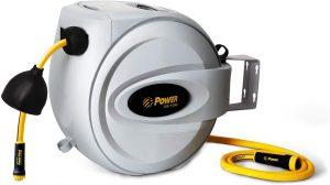 Power Retractable Hose Reel