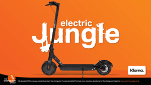 Jungle ONE Electric Scooter only £325
