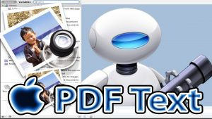 How to Extract TEXT from PDF on Mac