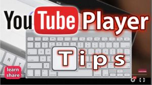 Youtube Video Player Shortcuts Tutorial