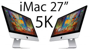 Apple iMac 27-inches 5K 2016 Unbox