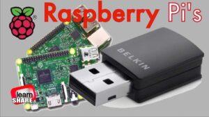 Install Wi-Fi Adapter Raspberry Pi 2 Belkin N300