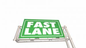 fast lane nie number appointments
