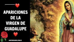 Apariciones de la Virgen de Guadalupe