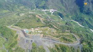 Jalan perbatasan Papua-PNG