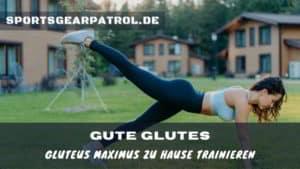 Bild Gluteus zuhause trainieren